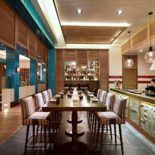 Una foto del restaurante El Puerto - Fairmont
