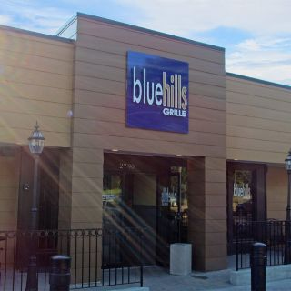 A photo of Blue Hills Grille restaurant