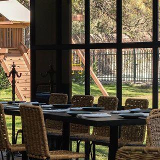 Una foto del restaurante Hacienda El Salitre