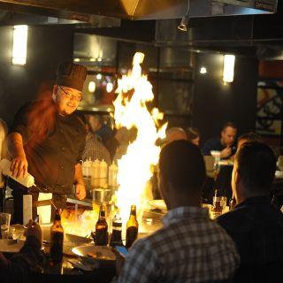 A photo of KiKu Japanese Steakhouse restaurant