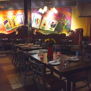 A photo of Amuleto Mexican Table restaurant