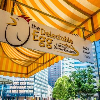 A photo of The Delectable Egg restaurant