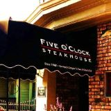 Five O'Clock Steakhouse Private Dining