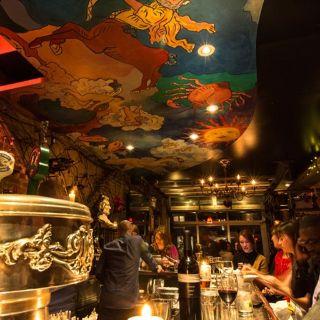 A photo of Ferro Bar & Cafe restaurant