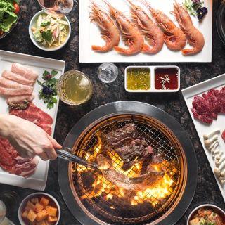 A photo of Ryuu Asian BBQ restaurant