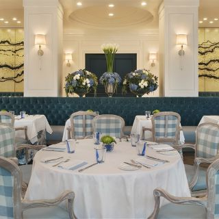 A photo of The Belvedere at The Peninsula Beverly Hills restaurant