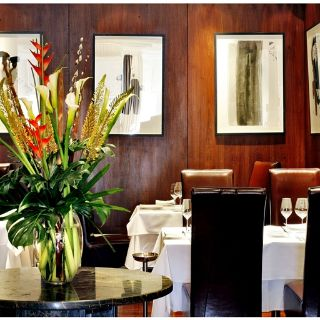 A photo of Contrast Brasserie restaurant