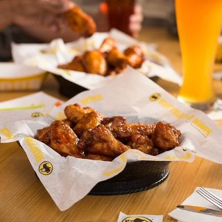 A photo of Buffalo Wild Wings - Westbury Long Island restaurant