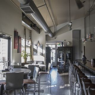 A photo of Blue River Bistro restaurant