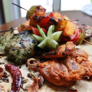 A photo of Tandoori Flames restaurant