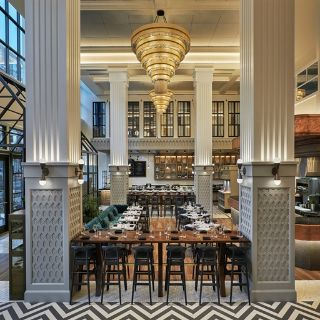 A photo of Provisional Restaurant at Pendry San Diego restaurant