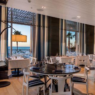 A photo of Ocean Hai Restaurant - Wyndham Hotel restaurant