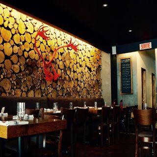 A photo of Caribou Gourmand restaurant