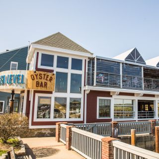 A photo of Sea Level Oyster Bar- Salem restaurant