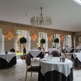 A photo of The Orangery at the Powder Mills Hotel restaurant