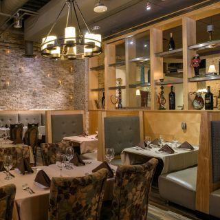 A photo of Arya Steakhouse - Redwood City restaurant