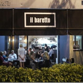 A photo of Il Baretto restaurant