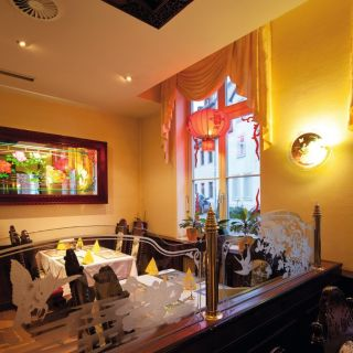 A photo of Dynastie restaurant