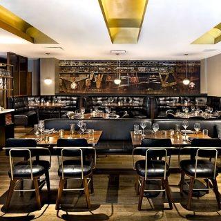 A photo of B&O American Brasserie - Hotel Monaco restaurant