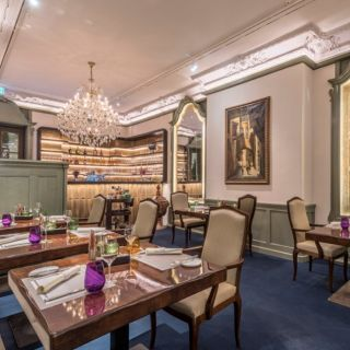 Una foto del restaurante Schuhbecks Fine Dining im Boettners
