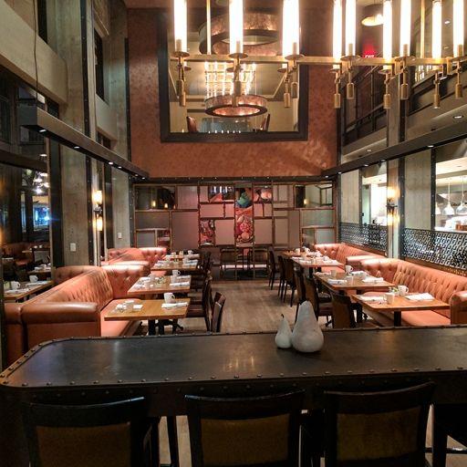 Grange Restaurant Sacramento Ca