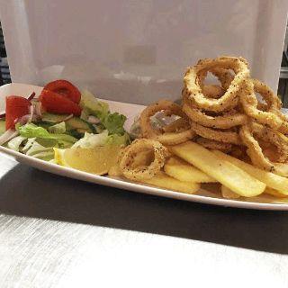 A photo of Monzarella Italian Restaurant restaurant