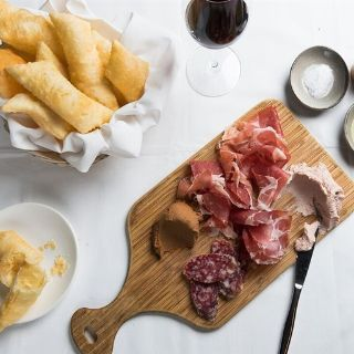 Een foto van restaurant Trattoria Emilia