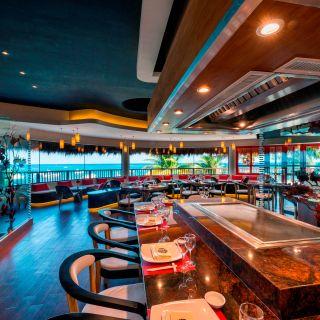 A photo of Samurai Japanese Cuisine - The Reef Coco Beach restaurant