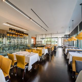 A photo of The Source by Wolfgang Puck restaurant