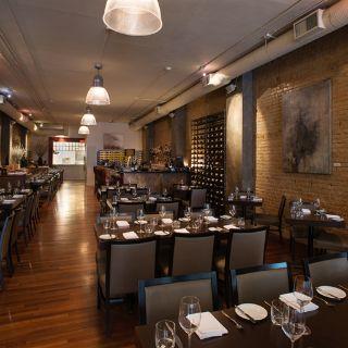 A photo of Blink Restaurant restaurant