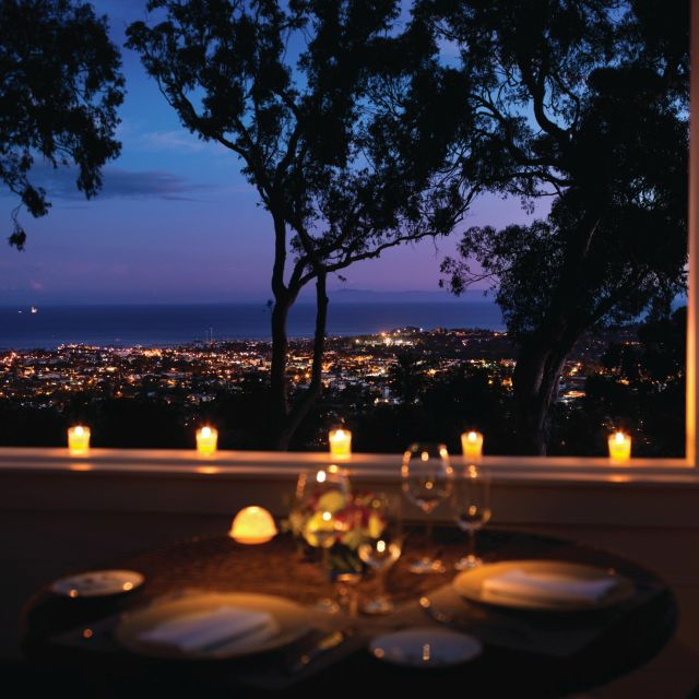 Belmond El Encanto Dining Room Restaurant Santa Barbara Ca Opentable