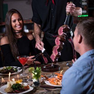 Una foto del restaurante Rei do Gado Brazilian Steakhouse