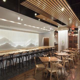 A photo of MF Sushi restaurant