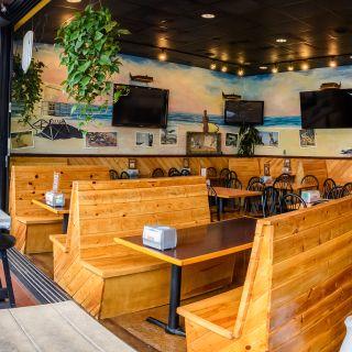 Una foto del restaurante Woodstock's Pizza - Pacific Beach