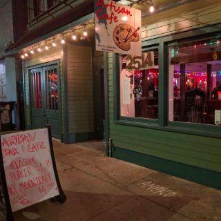 A photo of Artisan Cafe and Bar restaurant