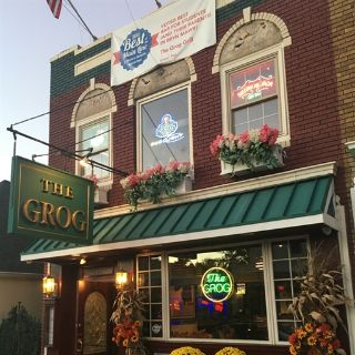 A photo of Grog Grill restaurant