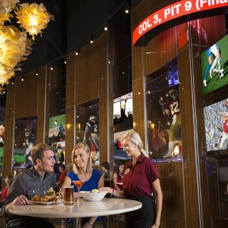 A photo of Doug Flutie's Sports Pub restaurant