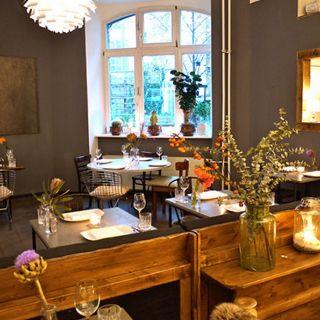 Foto von heimlich Treu Restaurant