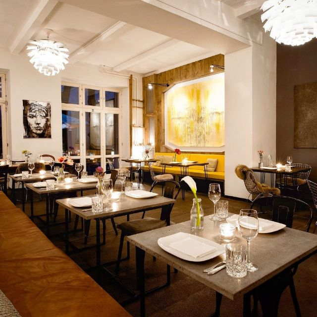 Heimlich Treu Restaurant Berlin Opentable