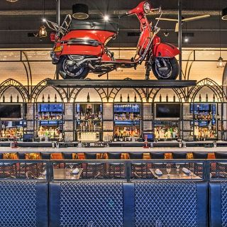 A photo of Sulmona Restaurant | Bar restaurant