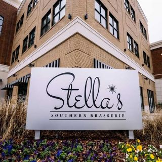 A photo of Stella's Southern Brasserie - Greenville restaurant