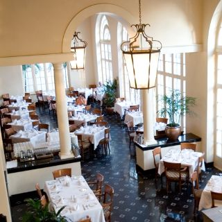 A photo of Terrace Grille restaurant