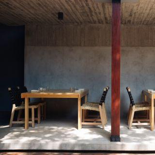 A photo of Criollo restaurant