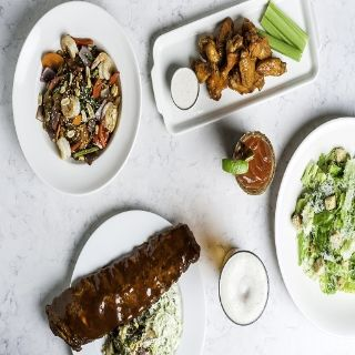 A photo of Earls Kitchen + Bar - Grande Prairie restaurant