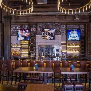 A photo of State & Main Kitchen + Bar - Cambridge restaurant