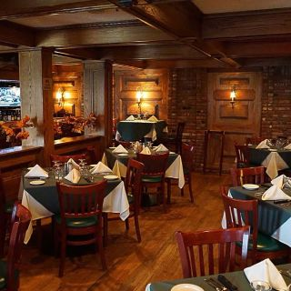 A photo of River Palm Terrace - Mahwah restaurant