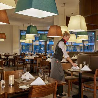 A photo of Gaumenfreund im Hyperion Hotel Hamburg restaurant