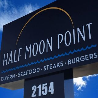 A photo of Half Moon Point restaurant