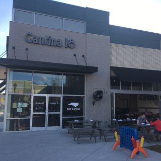 A photo of Cantina 18-Cary restaurant