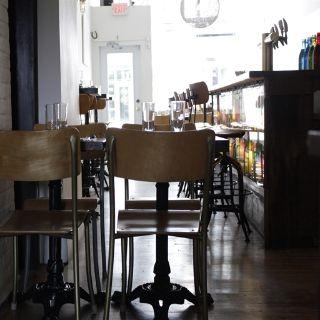 A photo of Nuit Social restaurant